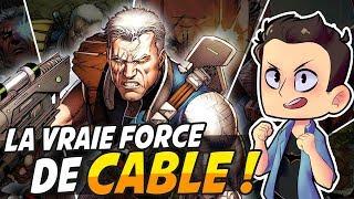 LA VRAIE FORCE DE CABLE !!??