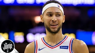 Ben Simmons' Kobe response makes him sound like the Office Space guy - Kevin Arnovitz | The Jump