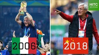 Last 7 World Cup Winning Managers: Where Are They Now?