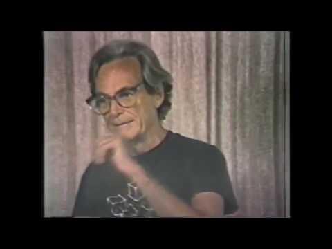 Richard Feynman: Computer Heuristics Lecture