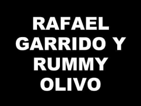 CONTRAPUNTEO RAFAEL GARRIDO vs RUMMY OLIVO
