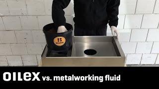Bindemittel für Kühlschmierstoffe - Oilex