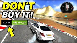 DON'T Buy This Drift Game! - King Of Drift