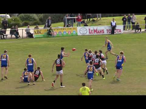Round 17 Development Highlights: Williamstown vs Werribee