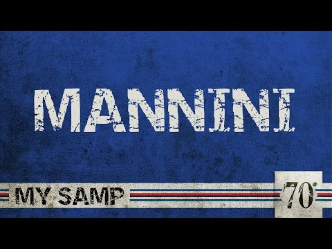 #70diNoi, My Samp: Moreno Mannini