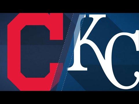 Kansas City Royals vs Cleveland Indians