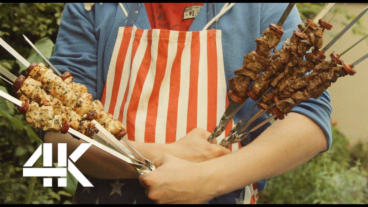 Brasilianische Fleischspieße - BBQ Grill Rezept Video - Die Grillshow 97