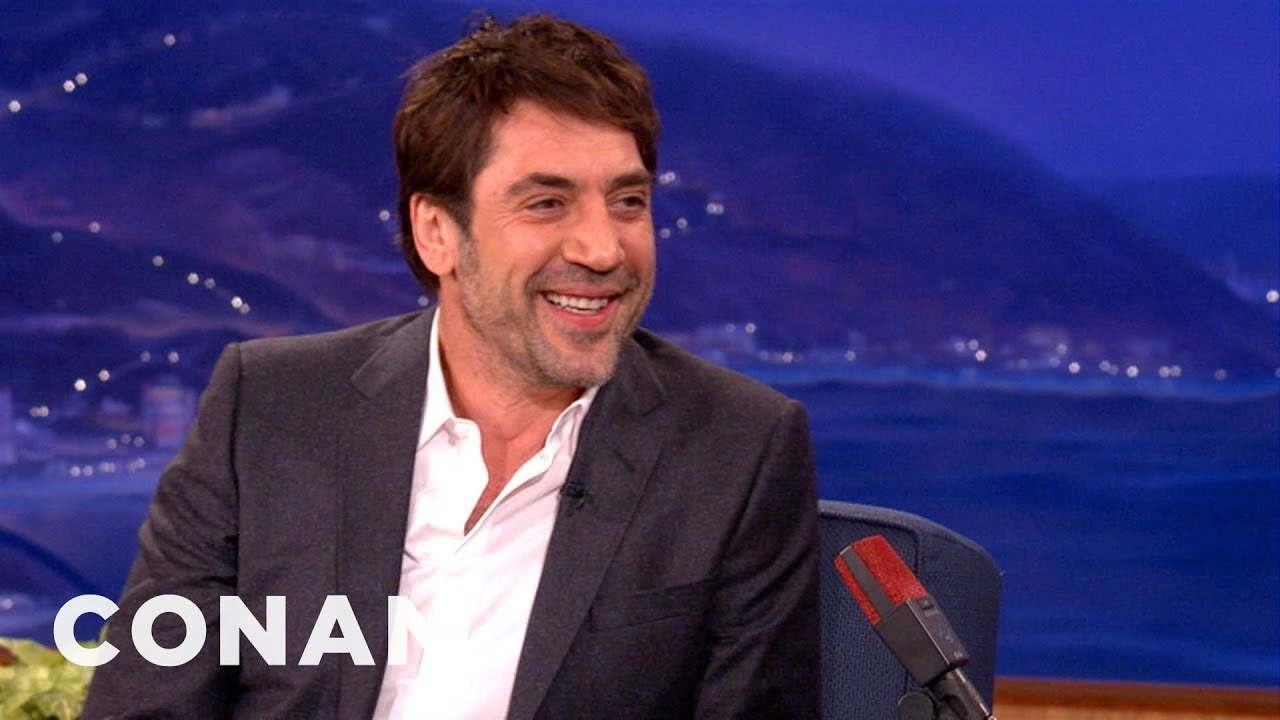 Javier Bardem Is No Man Of Action