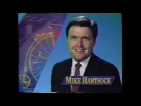 WHIO-TV NewsCenter 7 First Edition at 5:30pm Open (1990)