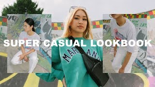 Super Casual Lookbook | ToThe9s