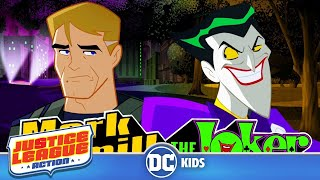 Justice League Action | Missing the Mark | Episode 14