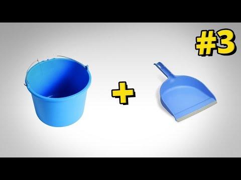 Jak wykorzystać szufelkę w łazience - lifehack