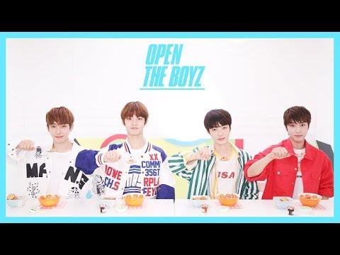 [오픈더보이즈(OPEN THE BOYZ)] 스파클링보이즈(상연, 제이콥, 뉴, 큐)(SANGYEON X JACOB X NEW X Q)