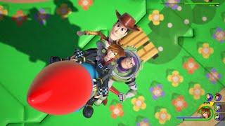 Kingdom Hearts III – Video del gameplay