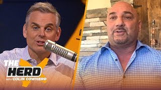 Cowboys fell in love with Mike McCarthy during interview, talks Giants — Jay Glazer | NFL | THE HERD