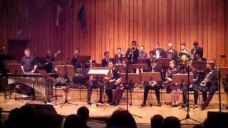 St. Mary's Prep @ LOTOS Jazz Festival, Poland, 2015 - Cantina Band