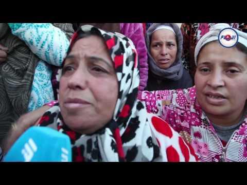 أم مكلومة: هذا ما قالته لي ابنتي قبل وفاتها في فاجعة سيدي قاسم