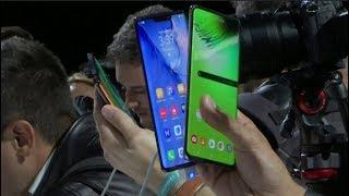 Huawei tung điện thoại 5G không có ứng dụng Google (VOA)