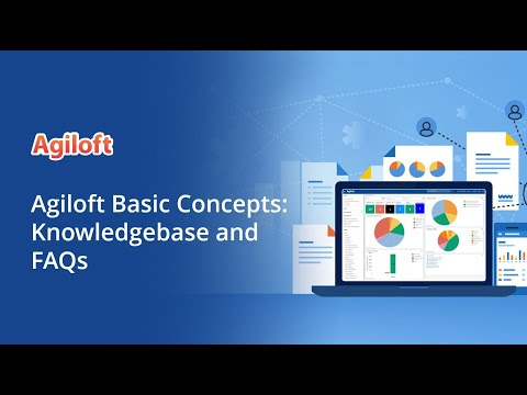 Agiloft Basic Concepts: Knowledgebase and FAQs