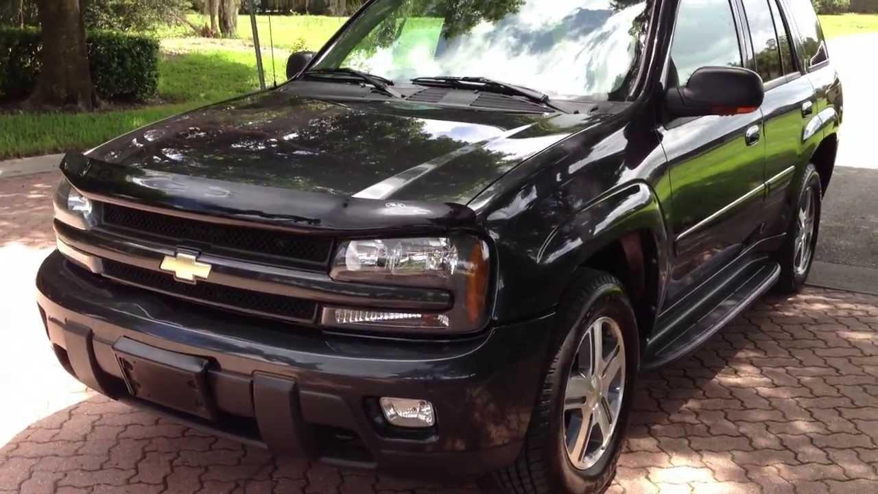 2005 Chevy Trailblazer LT 4X4