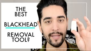 The Best Blackhead Removal Tool? - Tool For Oily Skin - Grooming Products  ✖ James Welsh