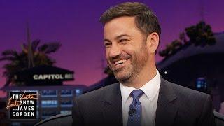 Jimmy Kimmel Recalls His Show's Humble Beginnings
