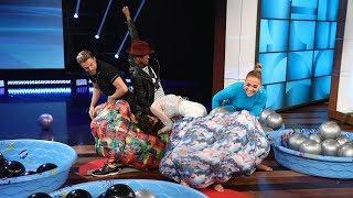 'World of Dance' Cast Stuffs Their Dance Pants