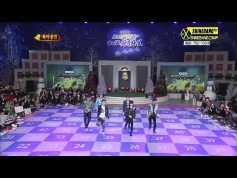 【挑戰金鍾慶典音樂會】121223 EXO-K - MAMA