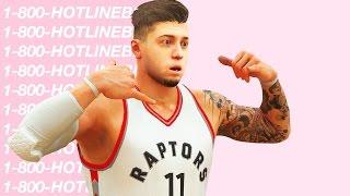 NBA 2k17 My Career - Career Night #DreamChasers Ep.9