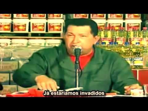 Baixar Hugo Chavez desafia o Deus de Israel