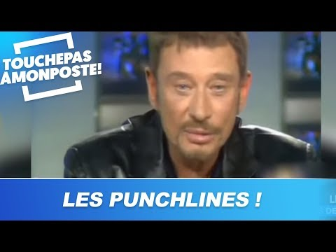 Les punchlines de Johnny Hallyday