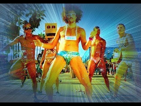 LMFAO - Sexy And I Know It Official Music Video (KSic Style) (@KSicsFaces)