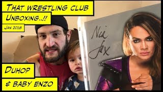 Duhop THAT WRESTLING CLUB Unboxing January 2018