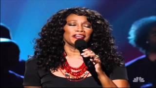 Yolanda Adams Tribute - Whitney Houston - NAACP Image Awards 2012