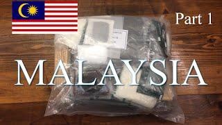 Malaysia: 24 Hour (Plus) Ration Pack ~2016 Menu B~ Part 1