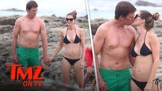 Tom Brady In Full Dad Bod Mode | TMZ TV