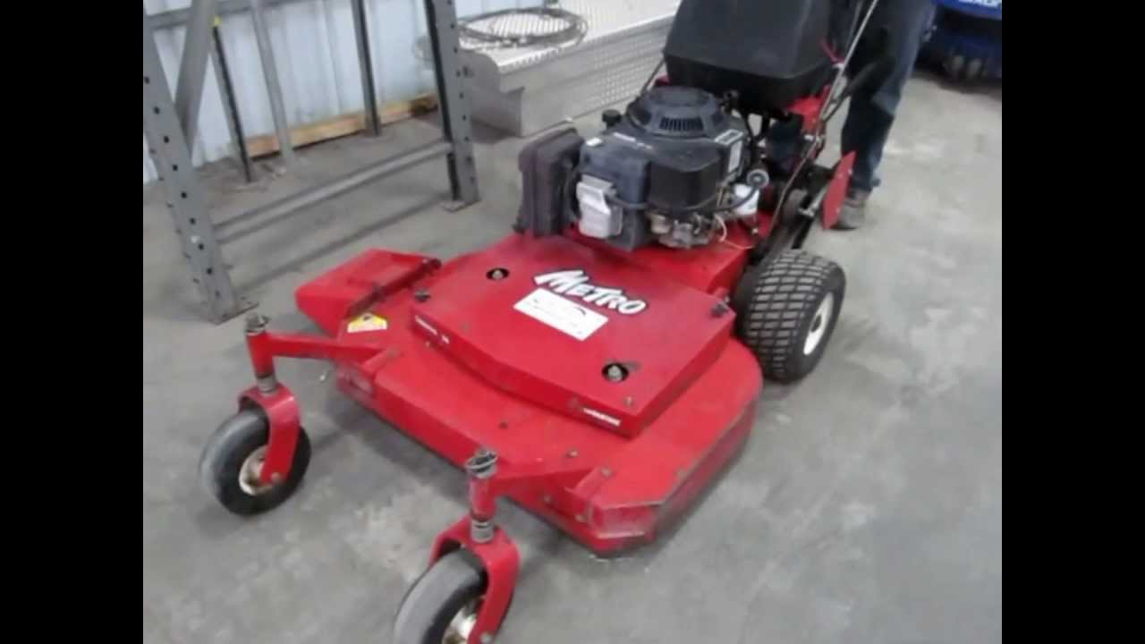 Exmark Metro commercial lawn mower for sale   sold at .