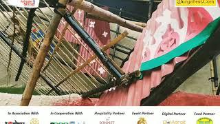 Chakraberia Sarbojanin Durgotsab, Kolkata .. ফিরে দেখা ২০২০