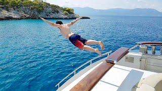 £30 Million Super Yacht Lady Dee! | MrJWW