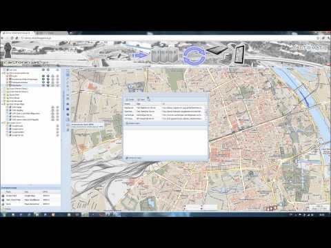 Mobilna Gmina - prezentacja geoportalu