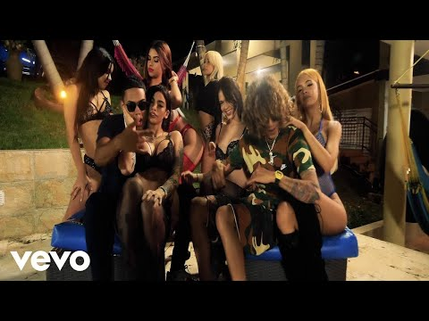 Jon Z - Ronko por Que Puedo (Official Video) ft. Myke Towers