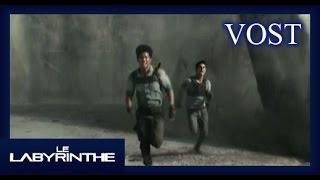 Le labyrinthe :  bande-annonce finale VOST