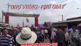 Chợ Viềng Vụ Bản Nam Định , Xuân Đinh Dậu 2017