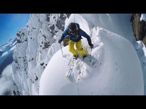 GoPro Line of the Winter: Nicolas Falquet