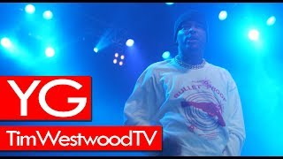 YG Brazy show in London, brings Ty Dolla $ign