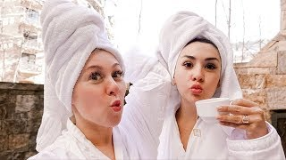 LUXURY SPA DAY AT FOUR SEASONS!