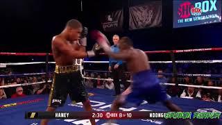 Devin Haney vs Xolisani Ndongeni Highlight