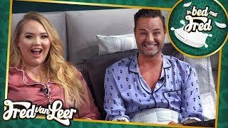 NikkieTutorials - In Bed Met Fred | Deel 1 | FRED VAN LEER