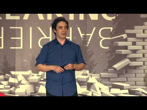 The Science of Craft, Serendipity and Curiosity | Andrew Pelling | TEDxKanata