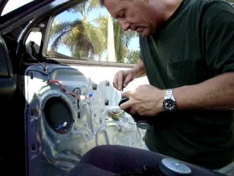 Dodge Ram Front Speaker Replacement Youtube